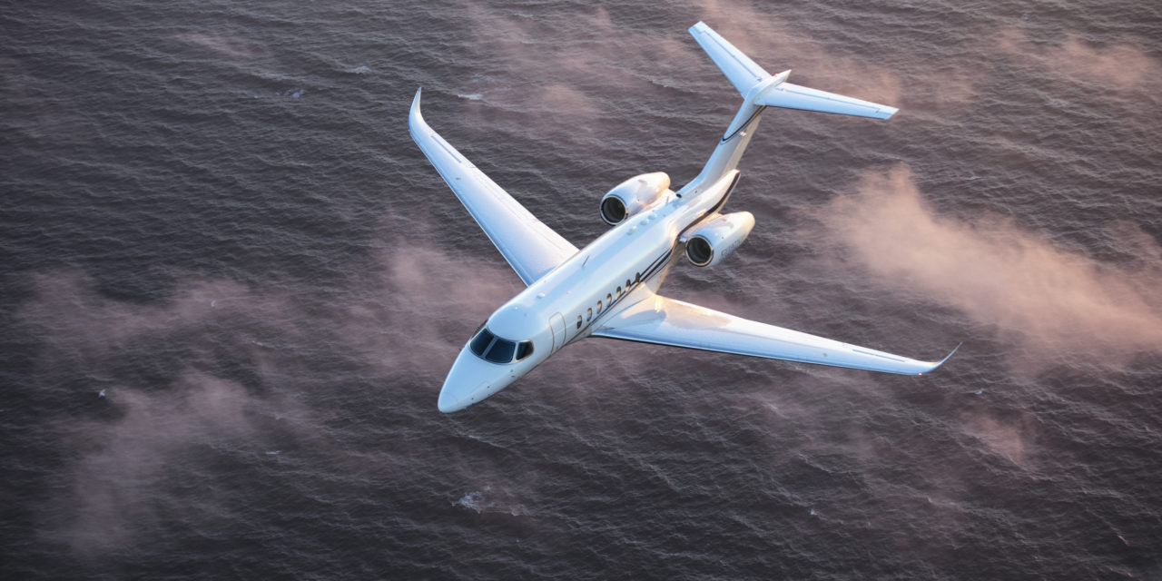 Interview with Tom Perry, VP Sales Europe  Textron Aviation