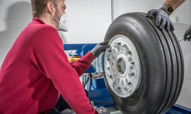 3 months of successful operation for new DC Aviation Wheel Shop