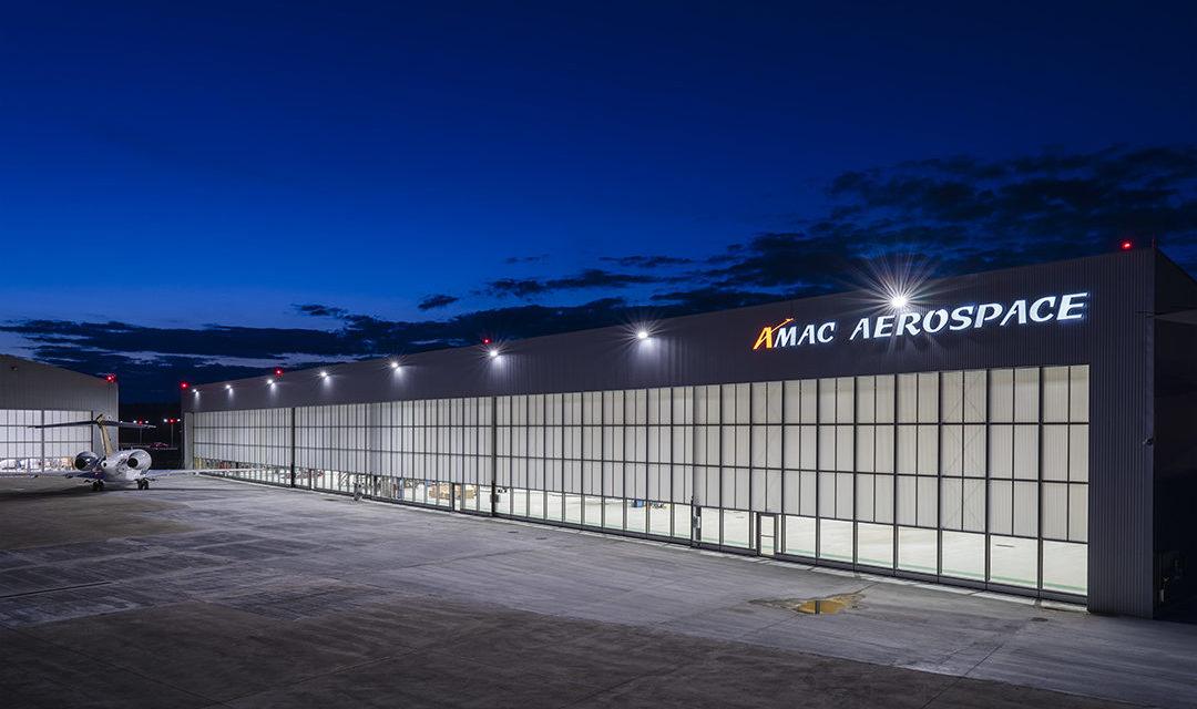 AMAC : Latest hangar no. 5 is operational