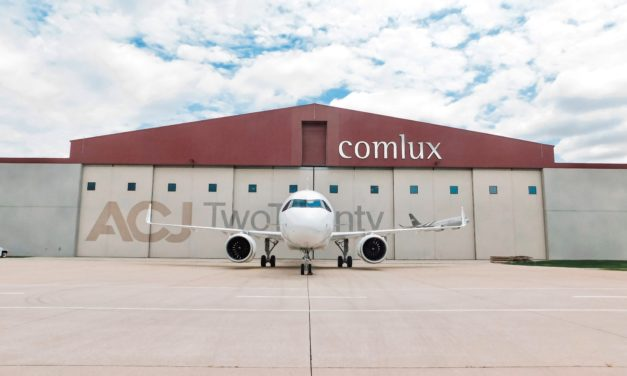 COMLUX WELCOMES A FOURTH ACJ320neo FOR CABIN COMPLETION