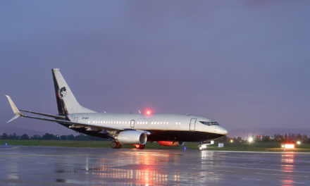 RoyalJet Adds European Based BBJ to World's Largest Fleet