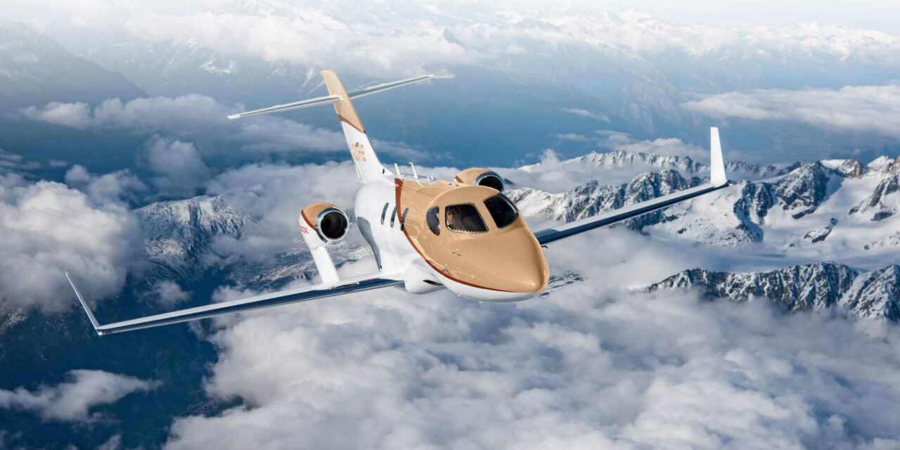 Volato Launches Private Jet Ownership Program With HondaJet Elite S Aircraft