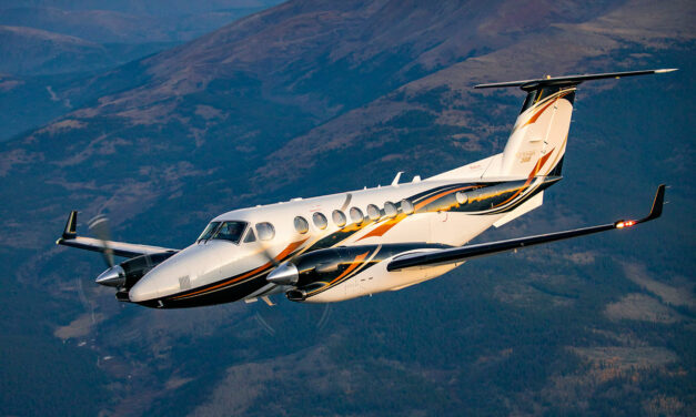 Beechcraft King Air 360/360ER and 260 aircraft achieve EASA certification, paving way for European deliveries