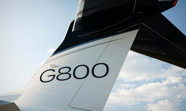 GULFSTREAM INTRODUCES TWO ALL-NEW BUSINESS JETS : The G400 and G800