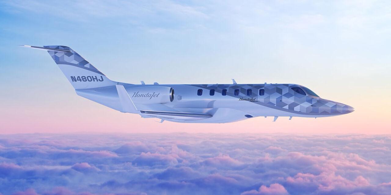 Honda Aircraft  Unveils HondaJet 2600 Concept at NBAA 2021